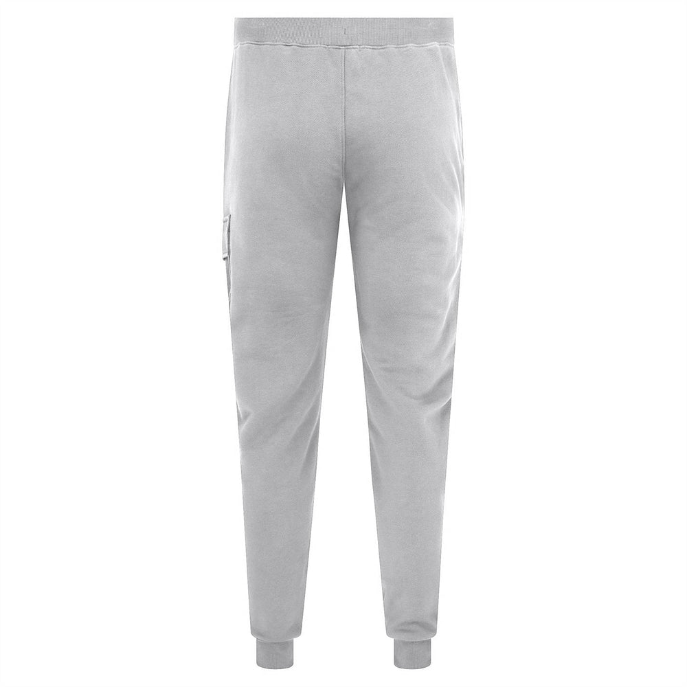 Load image into Gallery viewer, CP Diagonal Fleece Tracksuit Bottoms Grey HemingCo