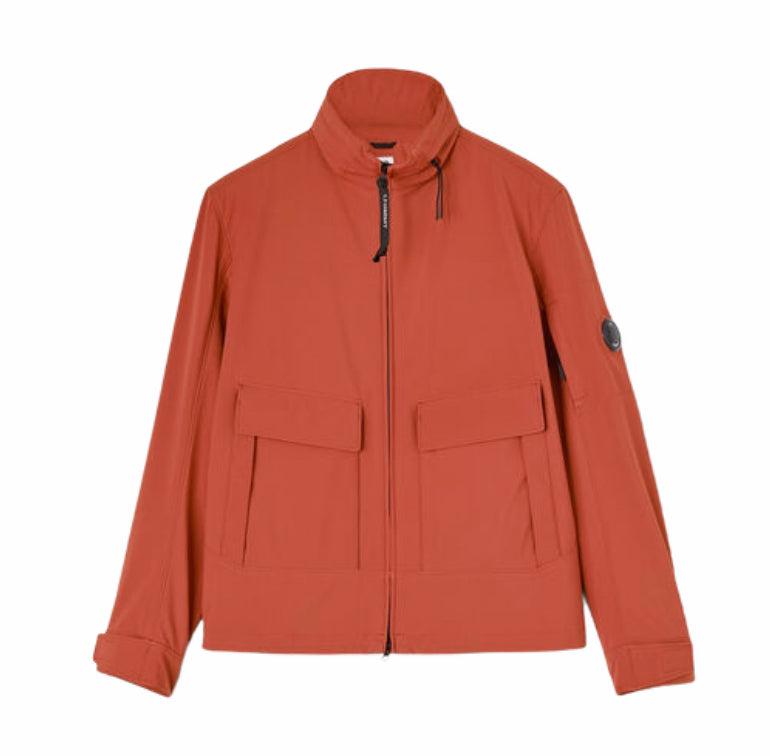 C.P Company Lens Shell-R Jacket Orange HemingCo