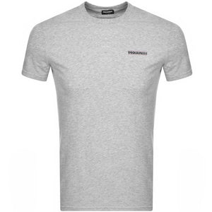 Load image into Gallery viewer, DSquared2 Chest Logo T-Shirt Grey HemingCo