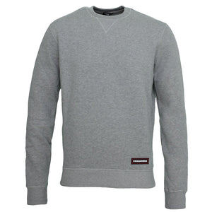Load image into Gallery viewer, DSquared2 Crewneck Sweatshirt Grey HemingCo