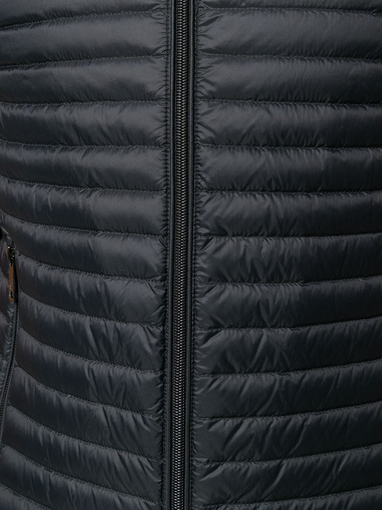 Load image into Gallery viewer, EA Down Gilet Black HemingCo 1