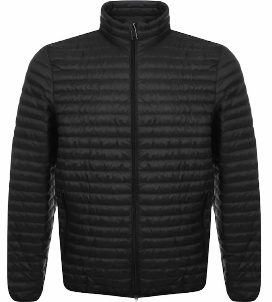 EA Down Jacket Black Hemingco