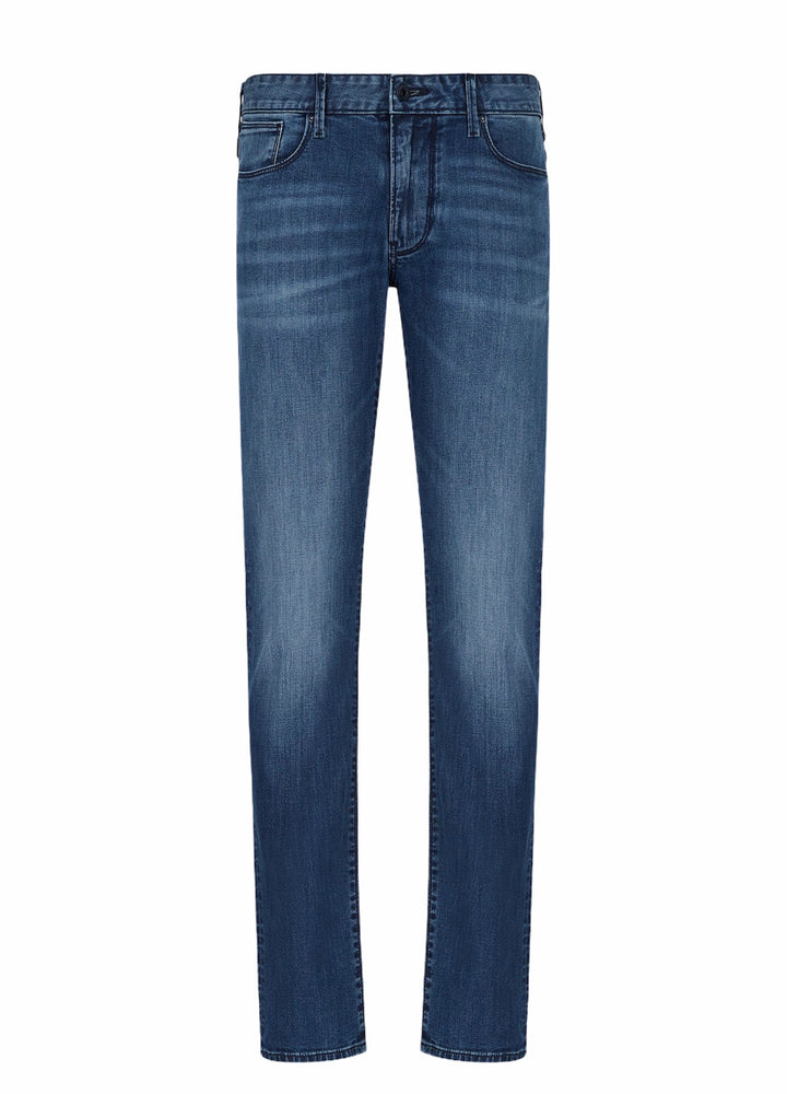 Emporio Armani J06 Slim Fit Jean Blue Used HemingCo
