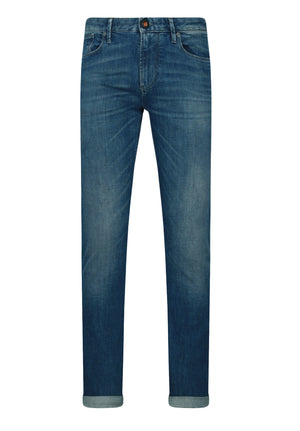 Load image into Gallery viewer, Emporio Armani J06 Slim Fit Jean Rinsed HemingCo