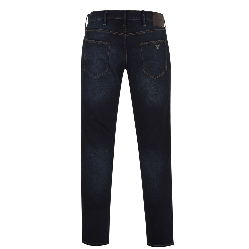 Load image into Gallery viewer, Emporio Armani J10 Extra Slim Jean Dark Denim HemingCo
