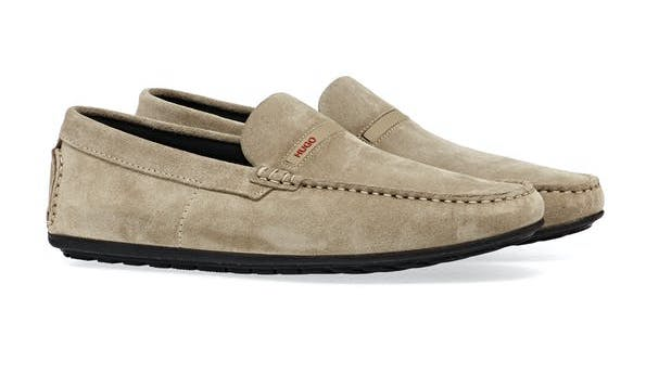 Hugo Boss Dandy Moc Shoe Light Beige HemingCo
