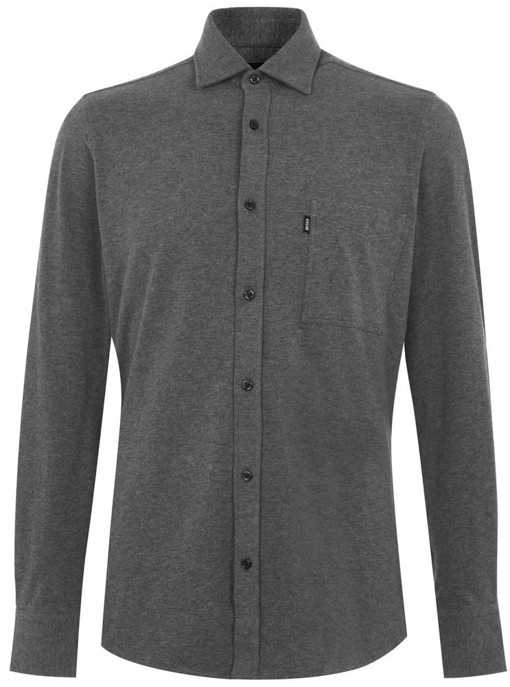 Hugo Boss Relegant Shirt Grey HemingCo