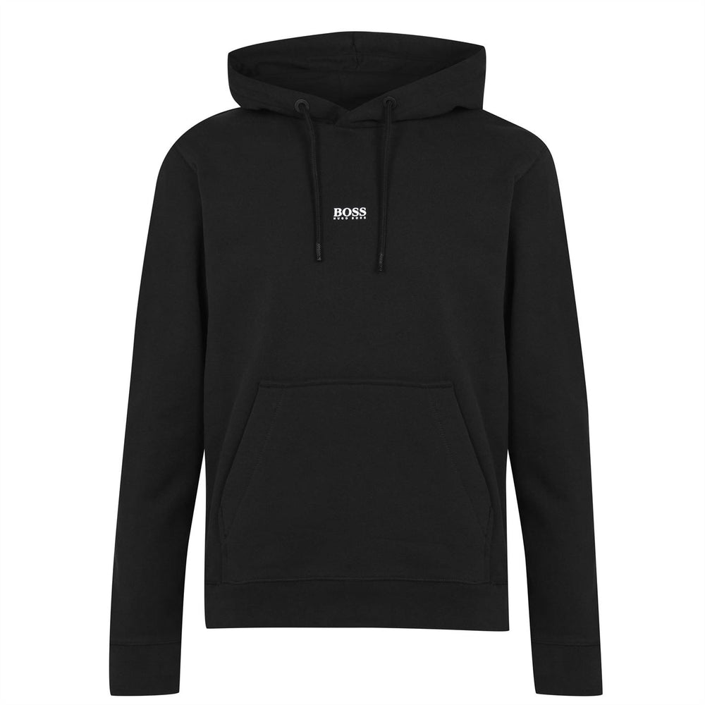 Hugo Boss Weedo Hoodie Black HemingCo
