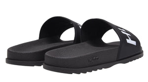 Hugo Boss Match Sliders Black HemingCo
