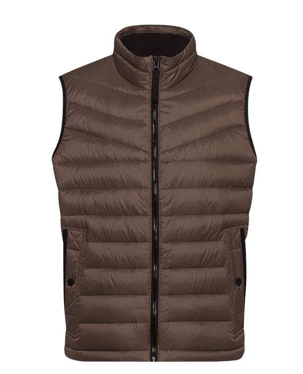Load image into Gallery viewer, Hugo Boss Olmeev Gilet Khaki HemingCo