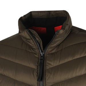 Hugo Boss Orange Olmeev Gilet Khaki HemingCo