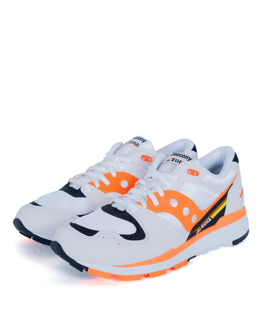 Saucony Azura trainer: ORANGE