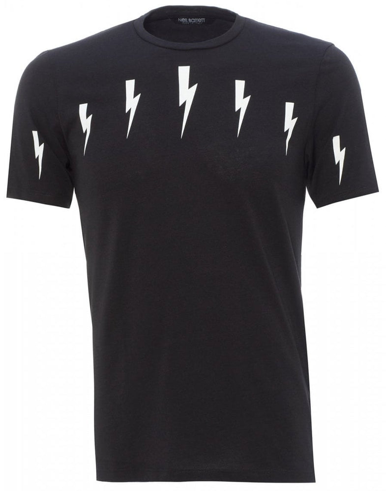 Load image into Gallery viewer, NB Halo Bolt T-Shirt Black Hemingco