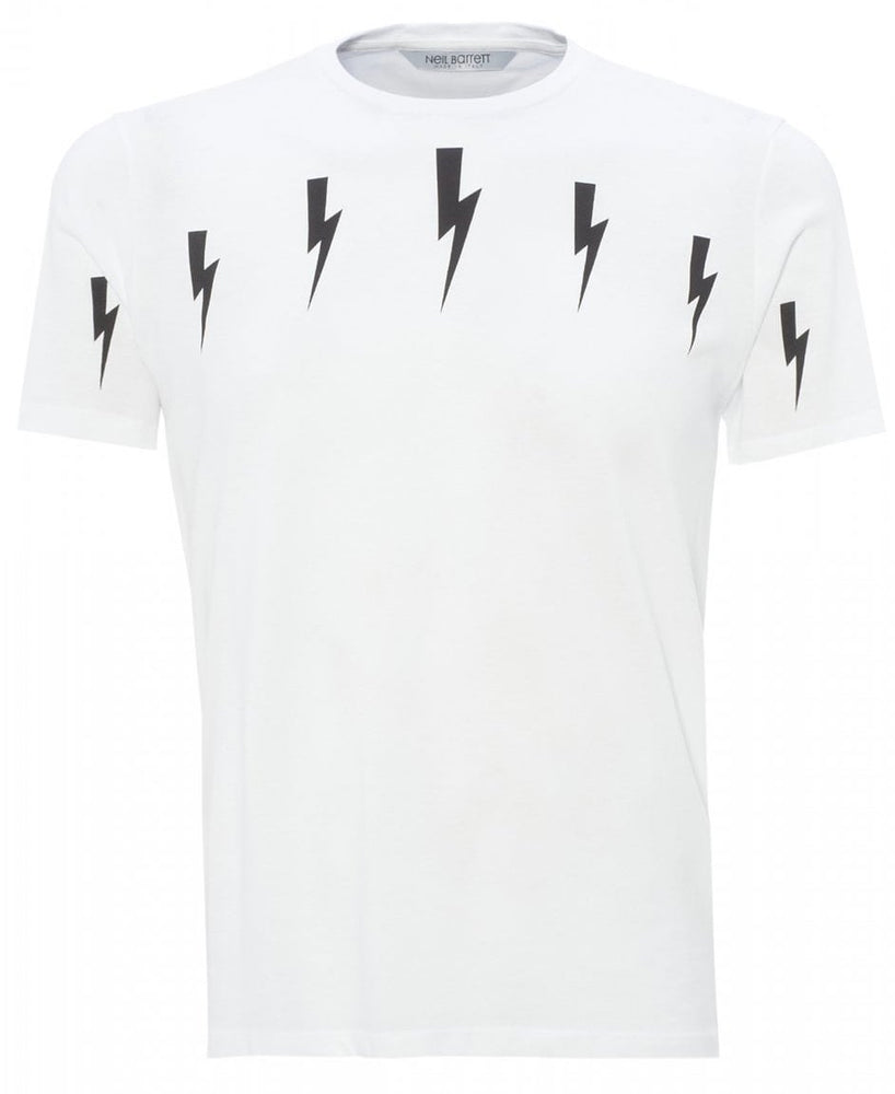 Load image into Gallery viewer, NB Halo Bolt T-Shirt White Hemingco