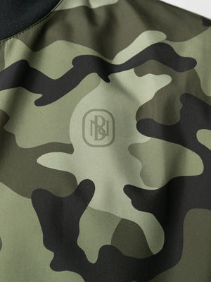 NB Reversible Bomber Jacket Bolt/Camo HemingCo  Edit alt text