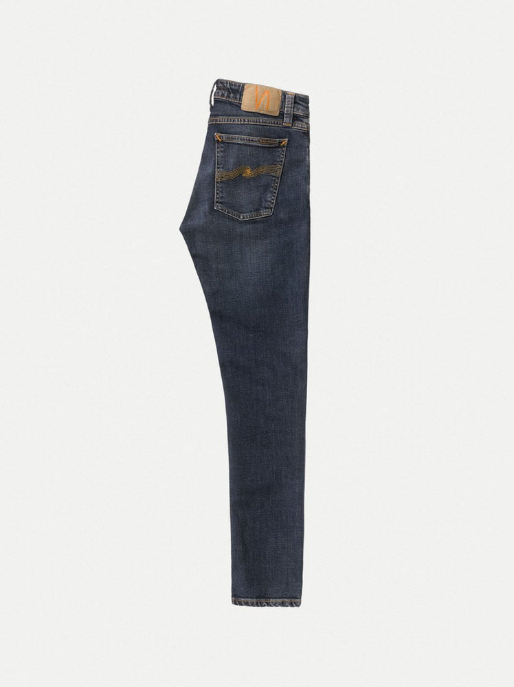 Nudie Jeans Skinny Lin Blue Used HemingCo