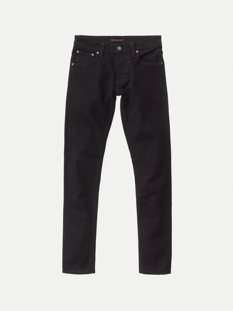 Nudie Jeans Tight Terry Everblack Hemingco