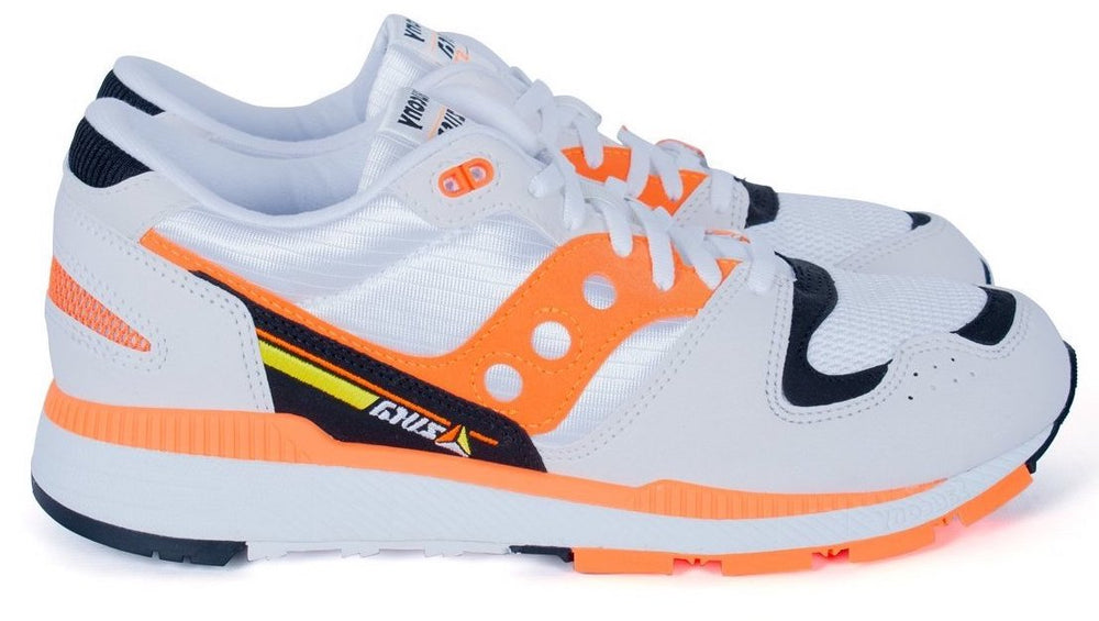 Saucony Azura Trainer Orange HemingCo