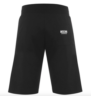 Load image into Gallery viewer, Moschino Underwear Tipped Tape Short Black Hemingco