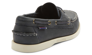 Sebago Dockside Boat Shoe Navy HemingCo