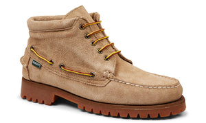 Load image into Gallery viewer, Sebago Mid Ranger Boot Beige HemingCo