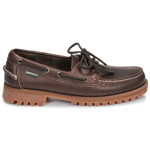 Load image into Gallery viewer, Sebago Ranger Waxy Dark Brown HemingCo