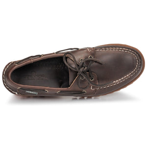 Sebago Ranger Waxy Dark Brown HemingCo