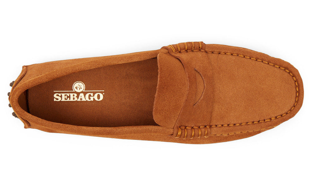 Sebago Russel Suede Shoe Brown HemingCo