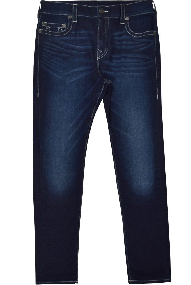 True Religion Jack No Flap Dark Blue HemingCo