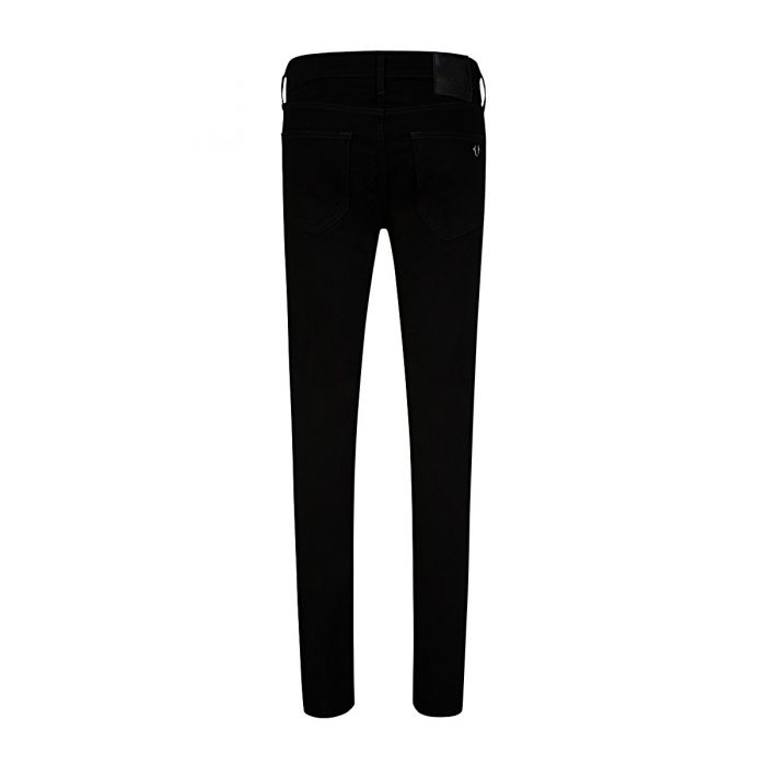 Load image into Gallery viewer, True Religion Tony Skinny Jeans Black HemingCo