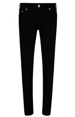 True Religion Tony Skinny Jeans Black HemingCo
