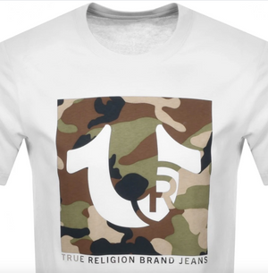 Load image into Gallery viewer, True Religion Trademark T-Shirt White HemingCo