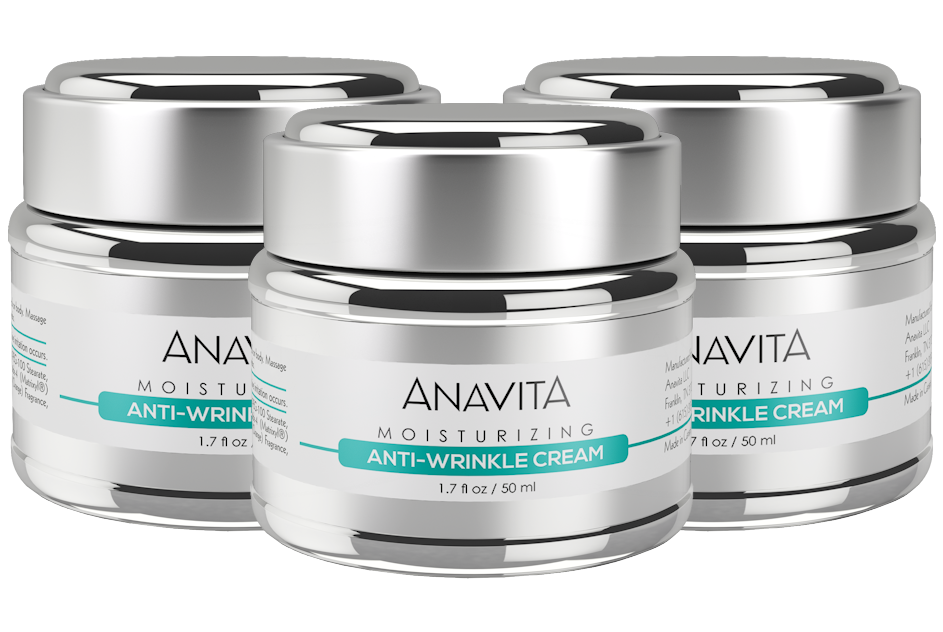 Moisturizing <br>Anti-Wrinkle Cream