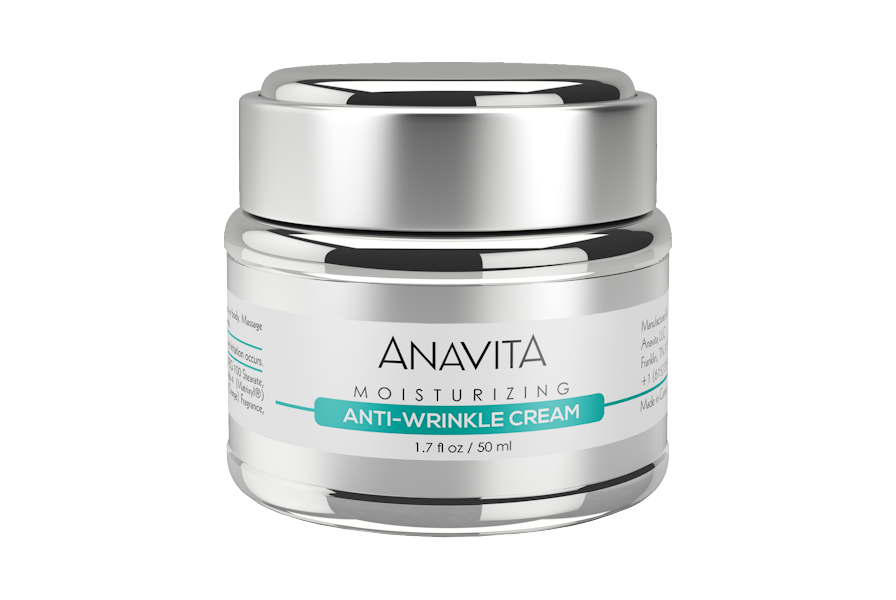 Moisturizing<br>Anti-Wrinkle Cream