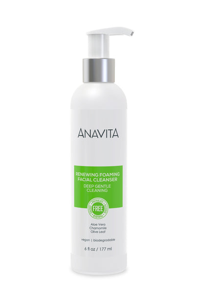 Anavita Renewing Foaming Facial Cleanser