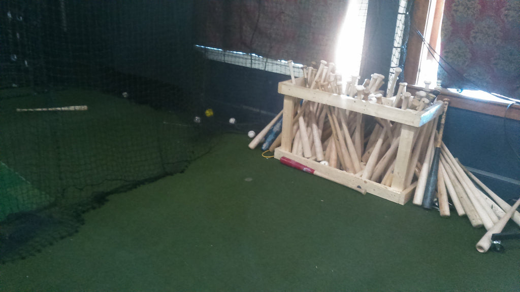 1 hour Cage rental, 5 players max. Hit Trax! Nights&Wknd