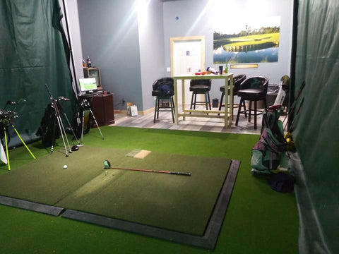 4 Hour Golf Sim Rental