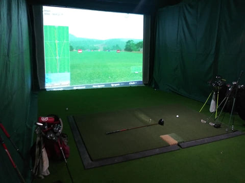 1 Hour Golf Sim Rental