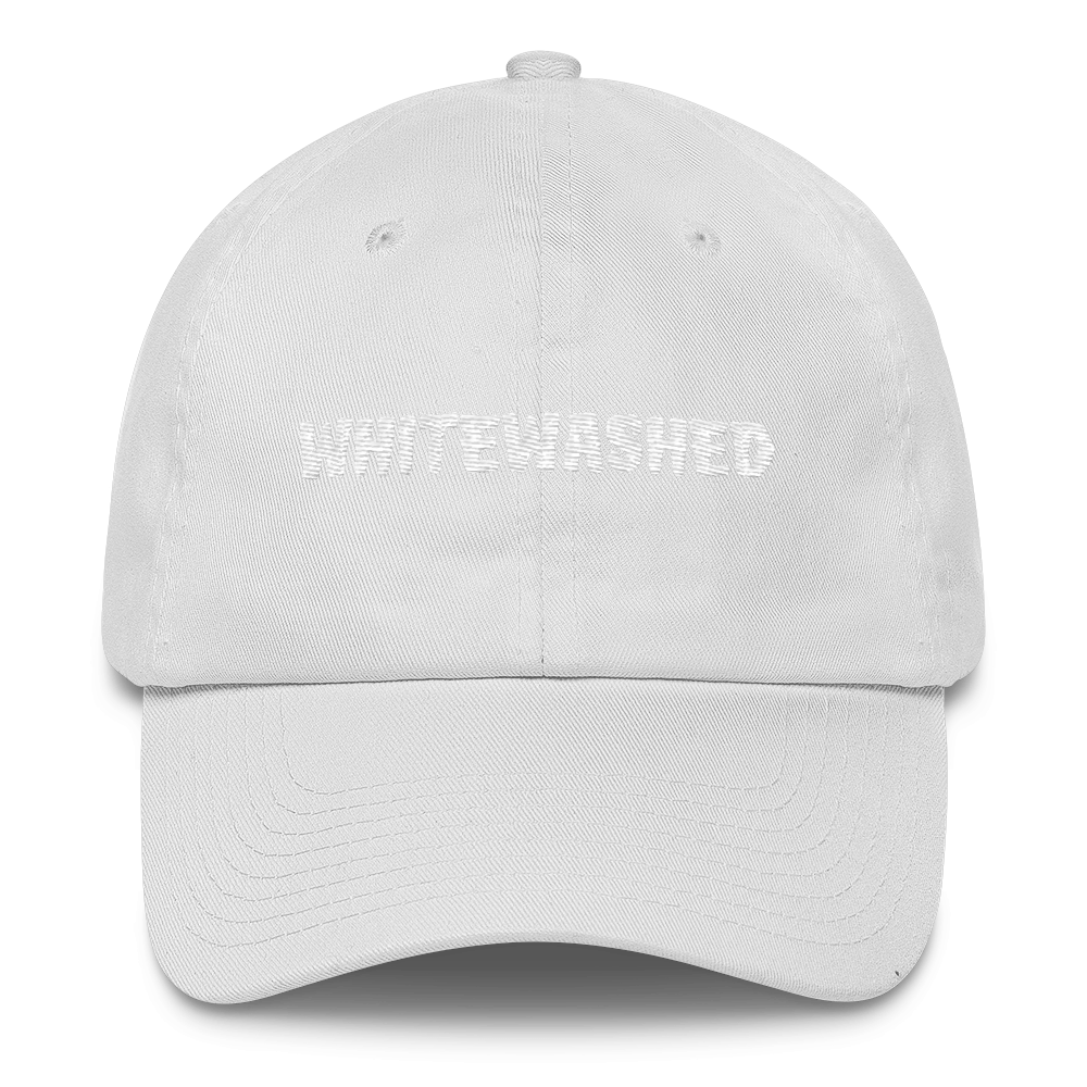 Whitewashed Cap