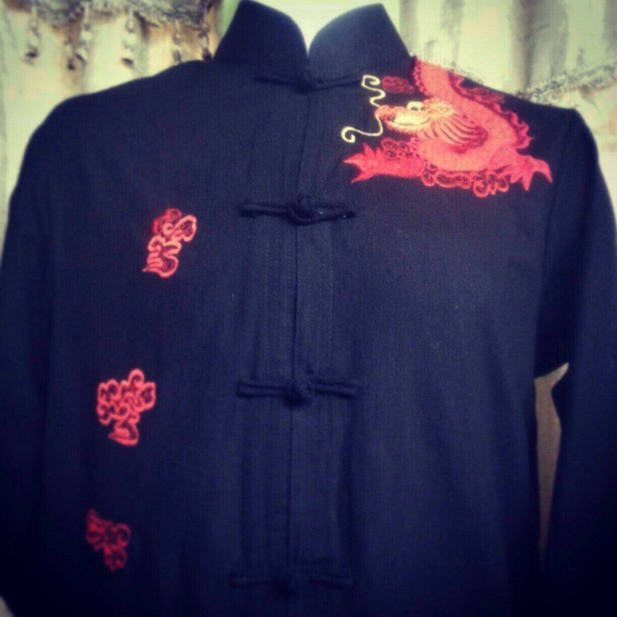 Red Dragon Jacket for Men