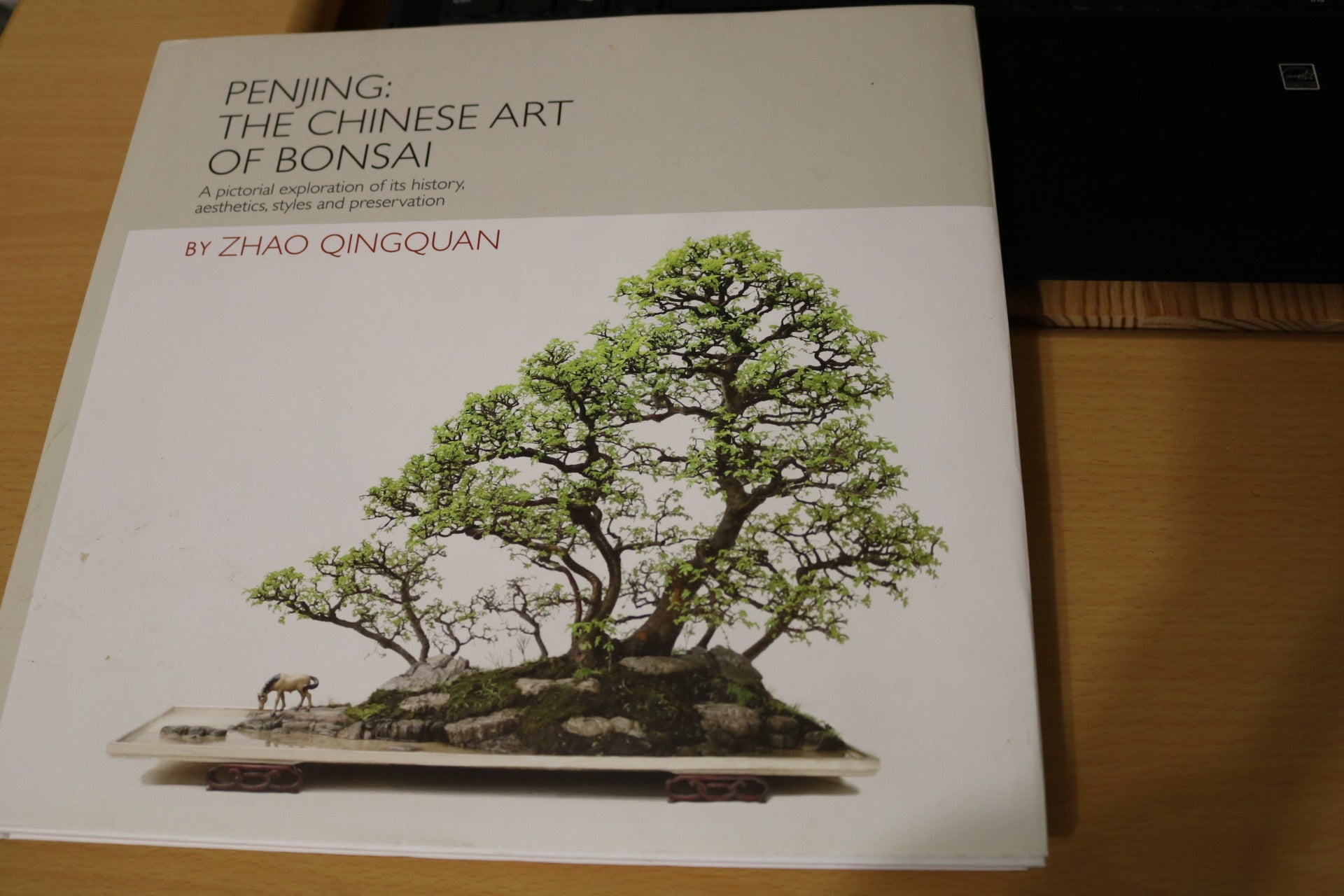 Penjing: The Chinese Art of Bonsai by Zhao Qing Quan