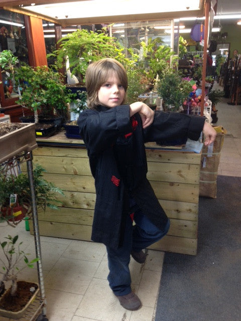 Red Dragon Jacket for children