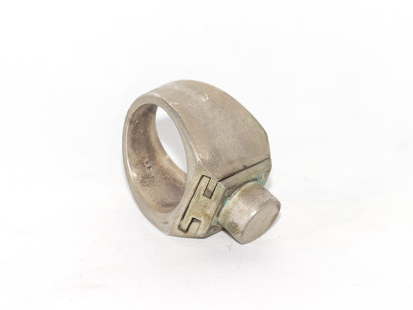 Dirty Sterling 'Rod' Ring