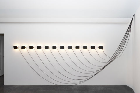 CP-1 Wall Light Installation