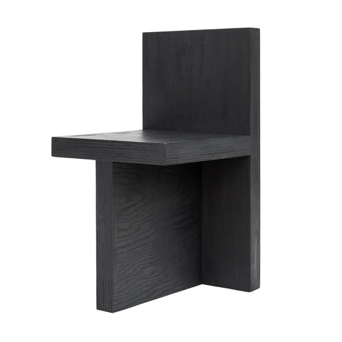 Monument Chair IV – Black