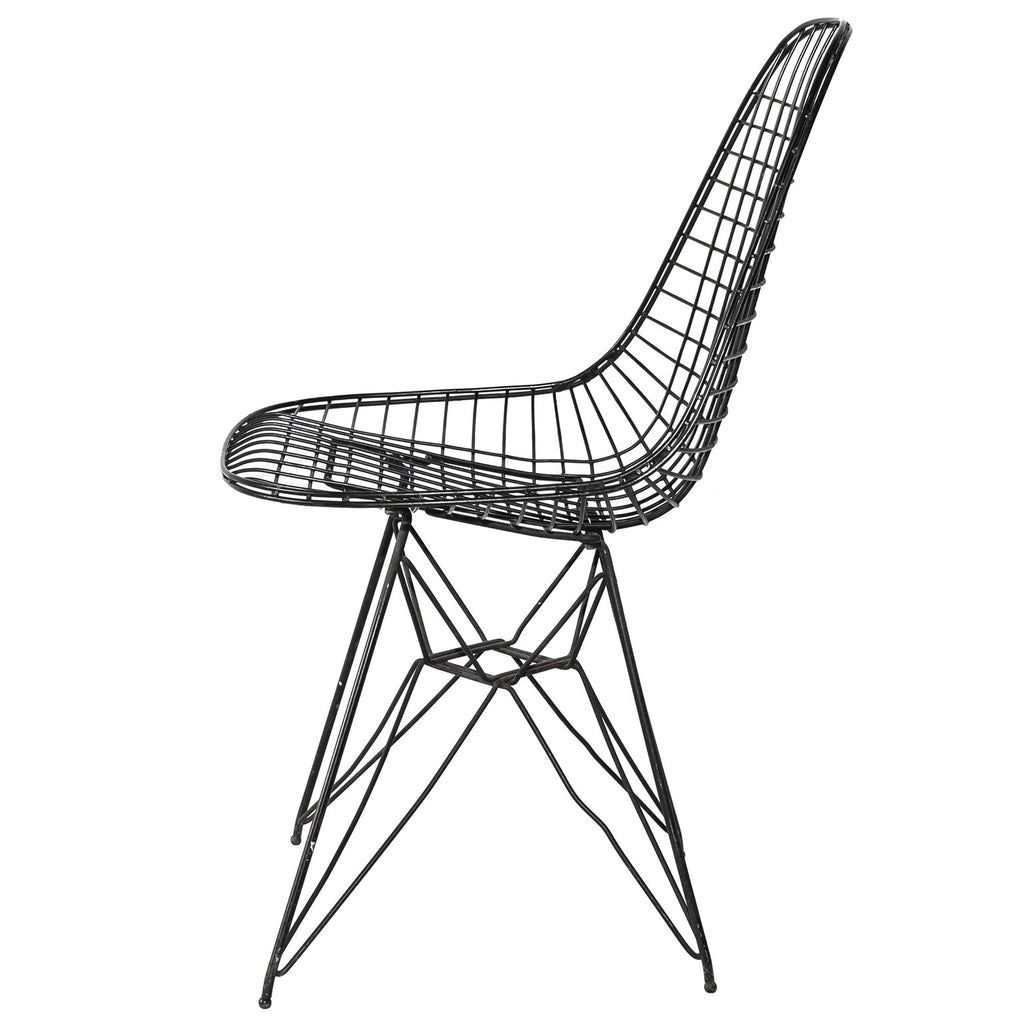 Wire Mesh Side Chair
