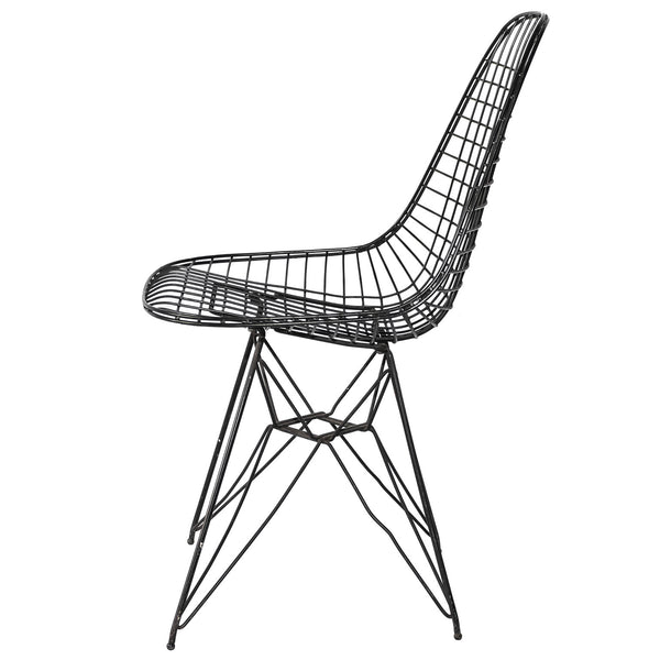 Wire-Mesh Side Chair