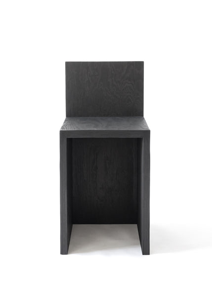 Monument Barstool in Black