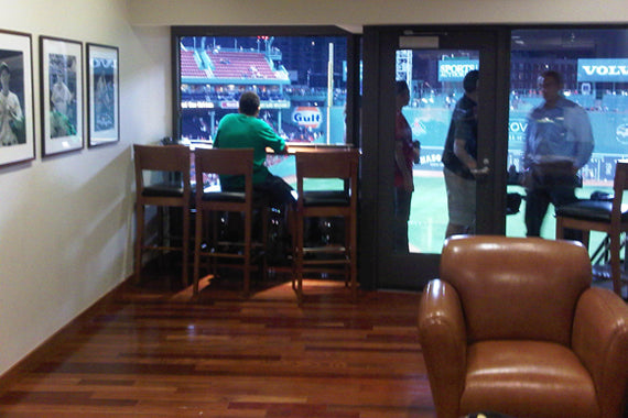 Fenway Luxury Box Experience Past Amp Present Sully S Brand