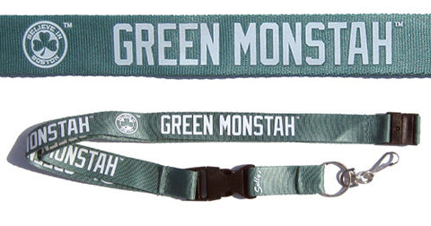 Green Monstah Lanyard